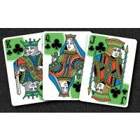 Rainbow Illusion Metallic Playing Cards V2