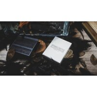 Limited Edition Plume Knife Playing Card (White)