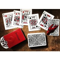 Madison Hellions Playing Cards V2
