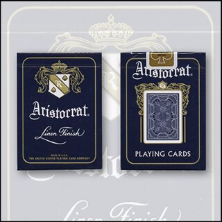 Aristocrat 727 Bank Note Cards (Blue)