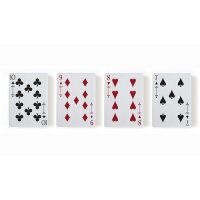 Titans Robber Baron (Blue) Playing Cards by Jody Eklund