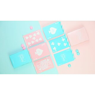 Pure Cardistry (Blue) Playing Cards
