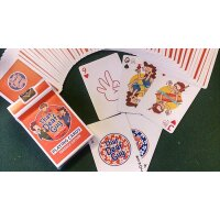 That Deaf Guy Paradise Edition Playing Cards