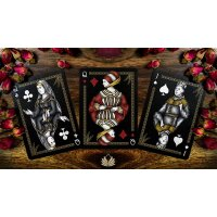 Purified Primavera Ponderings Playing Cards by Alex Chin