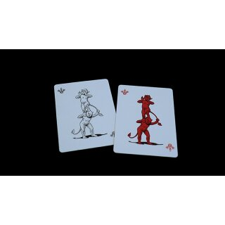 Whispering Imps Workers Edition Playing Cards