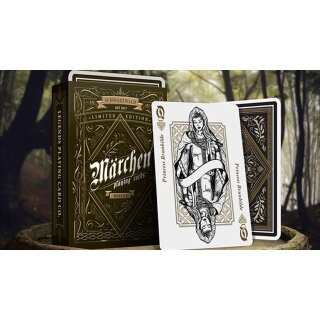 Märchen Schwarzwald Limited Edition Playing Cards