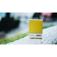 NOC Original Deck (Yellow) Printed at USPCC by The Blue...