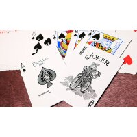 Bicycle Gold Playing Cards by US Playing Cards