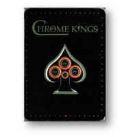 Chrome Kings Limited Edition Playing Cards (Players Red...