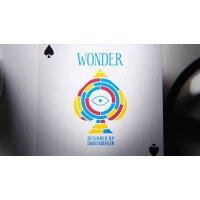 Wonder Playing Cards Printed at US Playing Cards by David Koehler