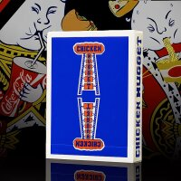 Chicken Nugget Playing Cards (BLUE) Limited Edition Deck...