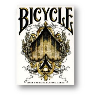 Bicycle - Raul Cremona Playing cards