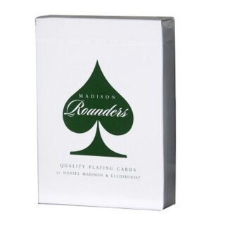 Madison Rounders GREEN by Ellusionist