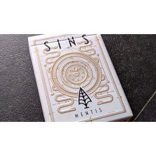 SINS Mentis Playing Cards