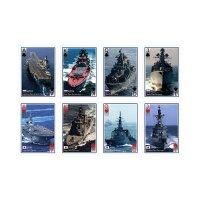Bicycle Modern Warships Playing Cards