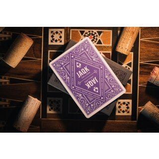 JAQK Amethyst Edition Playing Cards Deck by JAQK Cellars