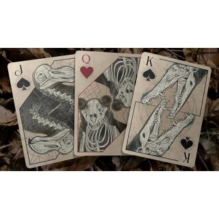 Bones (Rebirth) Playing Cards by Brain Vessel
