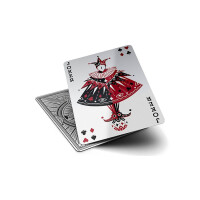 Agenda White Playing Cards