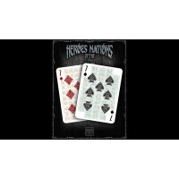 Heroes of the Nations (Light Version) Playing Cards