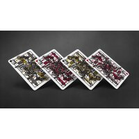 Implicit Playing Cards by Nathan Darma