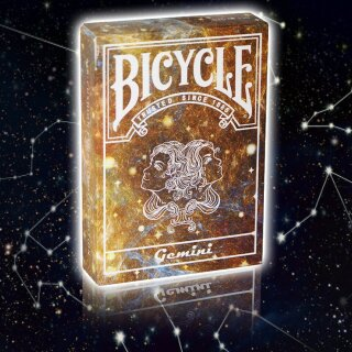 Bicycle Constellation Series - Gemini
