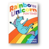Rainbow Unicorn Special Edition Playing Cards