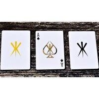 Kameleon (Yellow) Playing Cards