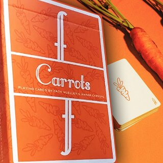 Fontaine - Carrots Playing Cards