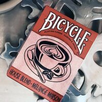 Bicycle - House Blend Playing Cards