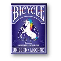 Bicycle - Unicorn Playing Cards