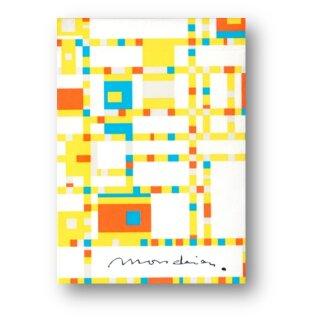Mondrian: Broadway Playing Cards