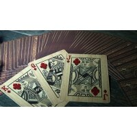 Limited Bicycle Open Season (Numbered Seals) Playing Cards