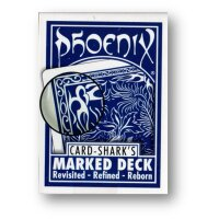 Phoenix Marked Deck - Blue