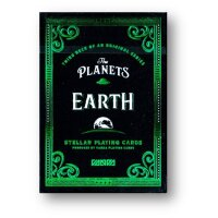 The Planets: Earth Playing Cards