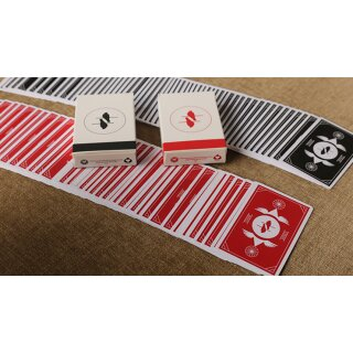 WINGS Marked Playing Cards Bridge Size