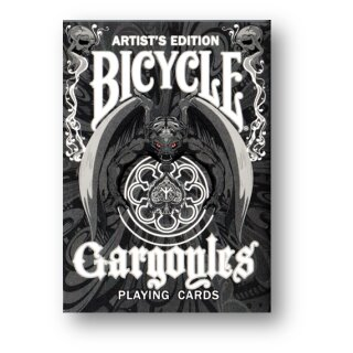 Gargoyle Bicycle Poker Karten