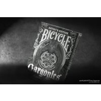 Private Reserve - Gargoyle Bicycle Poker Karten