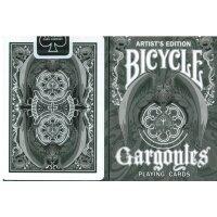 Private Reserve - Gargoyle Bicycle Poker Karten