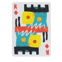 Off The Wall Playing Cards by Art of Play