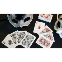 Masquerade LE Edition Playing Cards by Denyse Klette