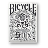 Bicycle Styx Playing Cards (White)