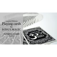 Iongs Playing Cards Limited Macao Edition