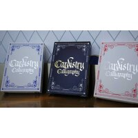 Cardistry x Calligraphy Golden Foil Limited Edition...
