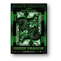 Green Dragon Playing Cards (Standard Edition) by Craig...