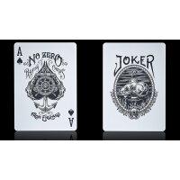Voyage (Black) Playing Cards