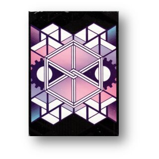 Dream Recurrence Reverie Playing Cards