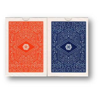 2 Deck Set COPAG 310 Playing Cards (Blue and Red)