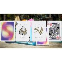 Malibu V2 Playing Cards by Toomas Pintson