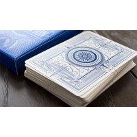 Innovation - Blue Signature Edition Playing Cards by Jody Eklund