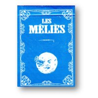Les Melies Conquest Blue Playing Cards by Pure...